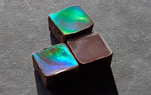 Leuchtschokolade
