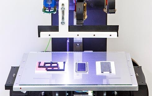 Multimaterialdrucker